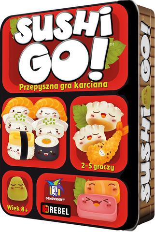 Sushi Go! gra planszowa