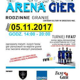 Arena Gier