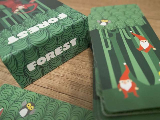 Fani Gier Forest