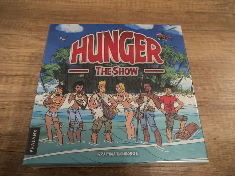 Fani Gier Hunger the show