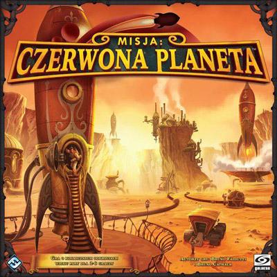 gra Czerwona Planeta