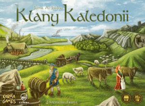 klany kaledonii
