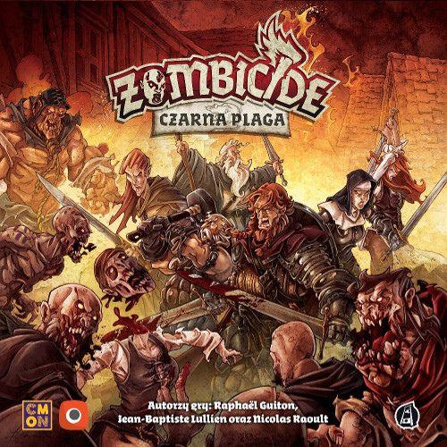 zombicide: czarna plaga