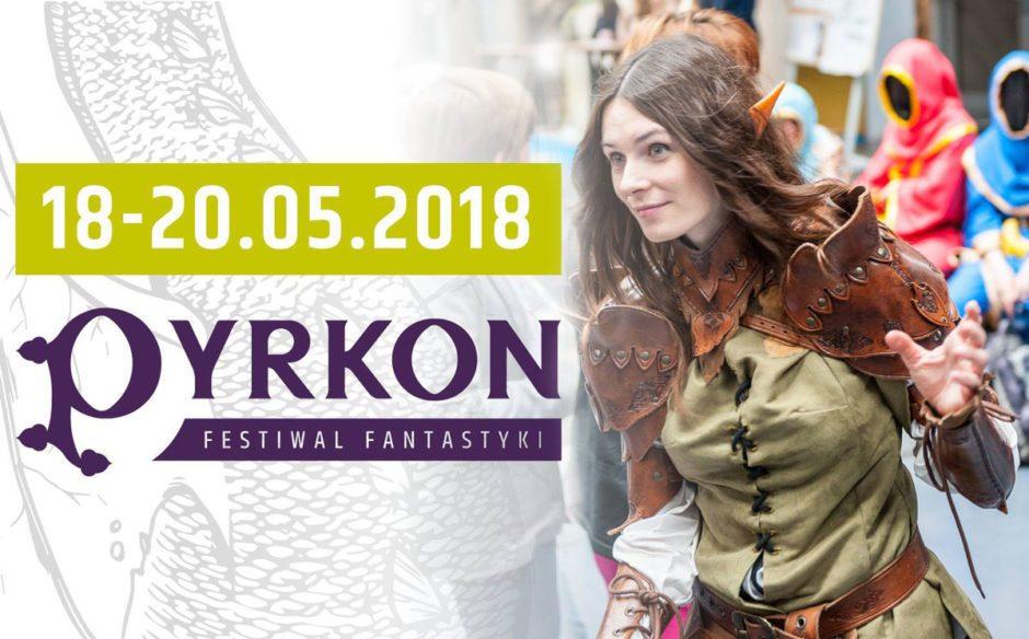 Pyrkon 2018
