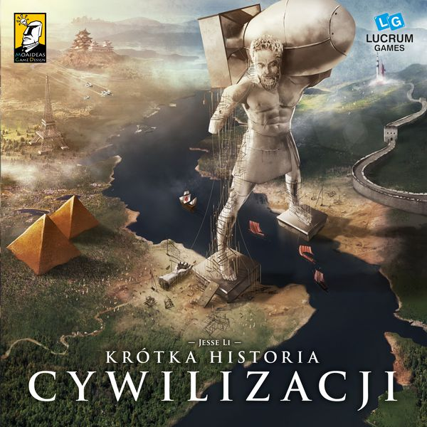 Rzut Okiem #20 – Krótka Historia Cywilizacji
