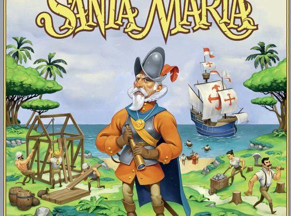 Rzut Okiem #25 – Santa Maria