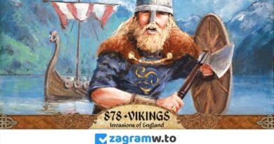 Ruszyła kampania gry       878-Wikingowie