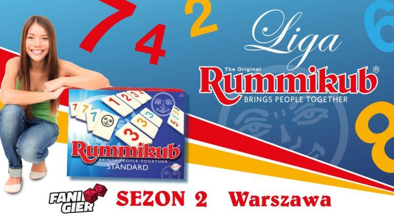 Liga Rummikub – sezon 2