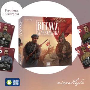 bitwa warszawska gra planszowa