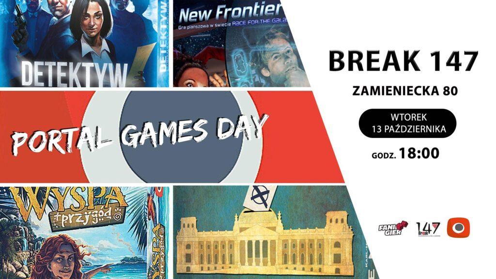 Portal Games Day
