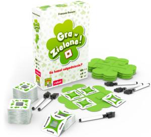 gra w zielone