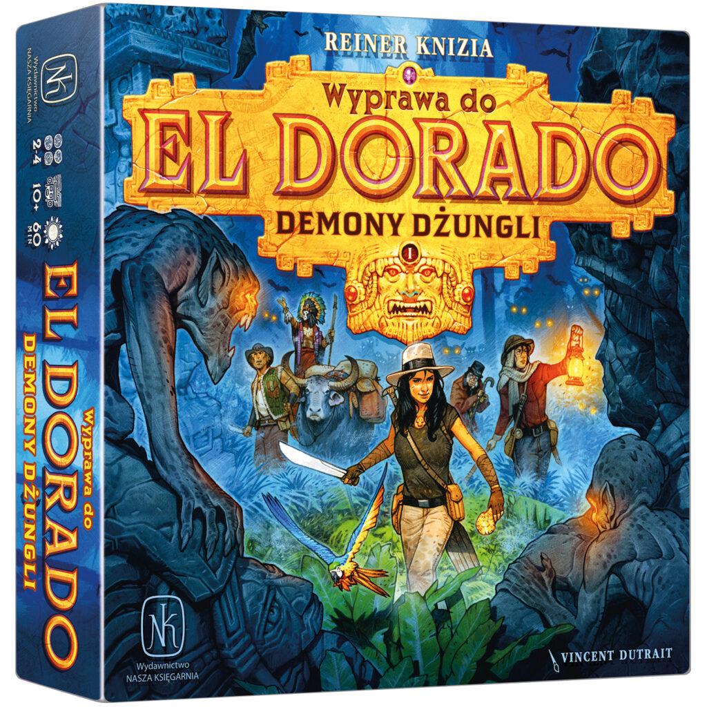 Wyprawa do El Dorado_Demony dżungli