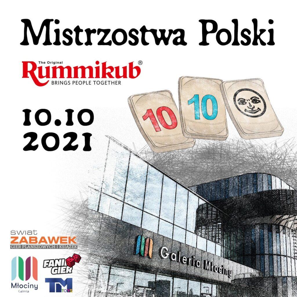 mistrzostwa Polski rummikub