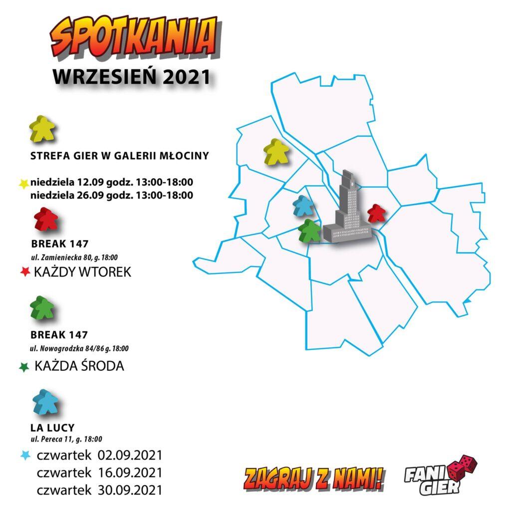 planszówki warszawa