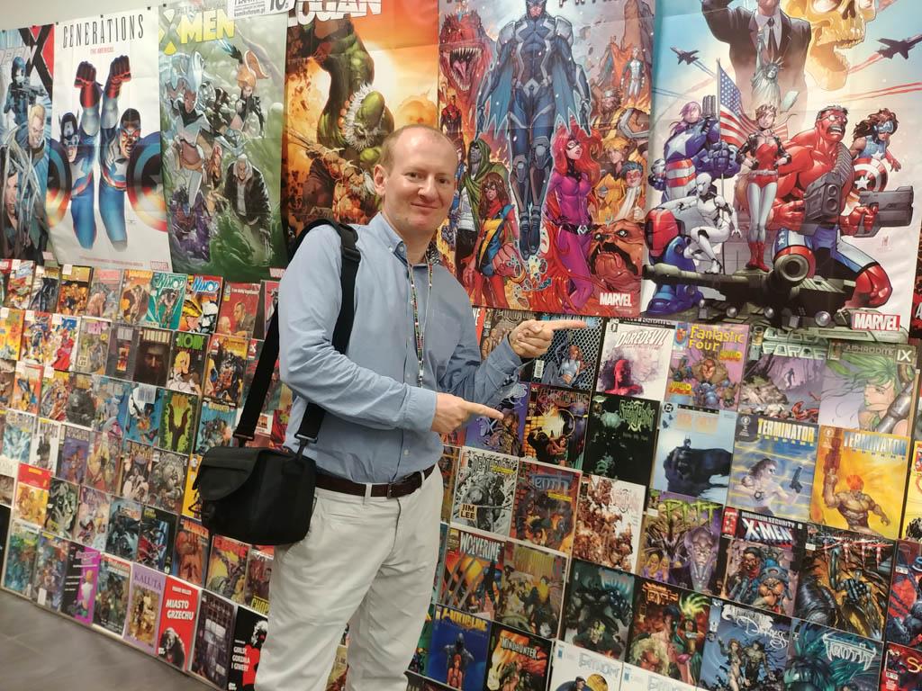 festiwal komiksu i gier